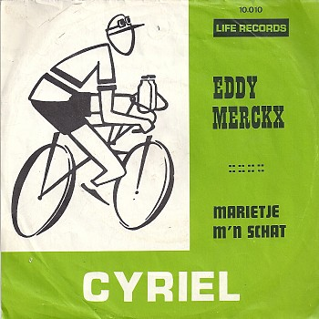 foto van Cyriel - Onze Eddy Merckx van Eddy Merckx