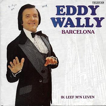 foto van Barcelona van Eddy Wally