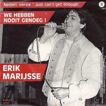 foto van We hebben nooit genoeg van Erik Marijsse