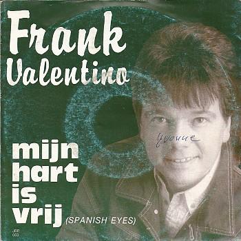 foto van Mijn hart is vrij van Frank Valentino / Franky