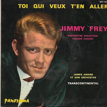 foto van Toi qui veux t'en aller van Jimmy Frey