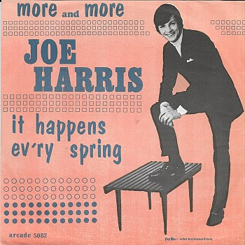 foto van It happens ev'ry spring (roze hoes) van Joe Harris