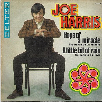 foto van Hope of a miracle van Joe Harris