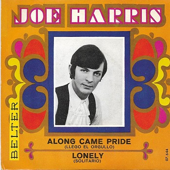 foto van Along came pride van Joe Harris