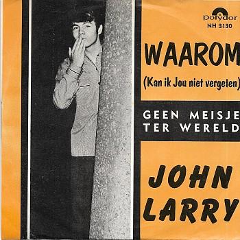 Vinylsingles Van John Larry