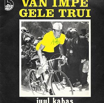 foto van Van Impe gele trui ! van Juul Kabas