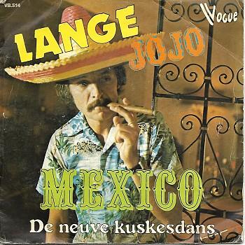 foto van Mexico van Lange jojo