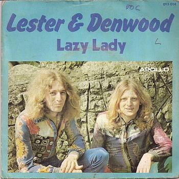 foto van Lazy lady van Lester & Denwood