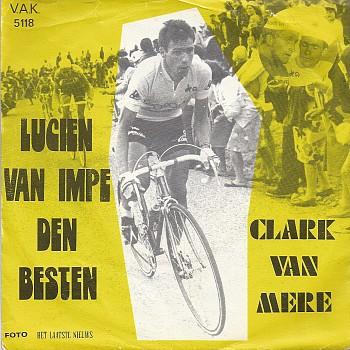 foto van Clark Van Mere - Lucien Van Impe den besten van Lucien Van Impe