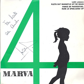 foto van Pinkie de paddestoel / Ruim je speelgoed op van Marva