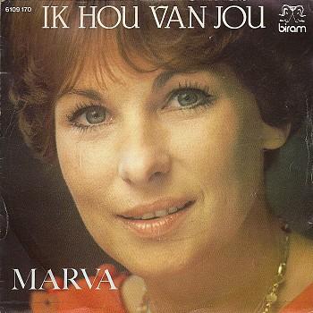 foto van Ik hou van jou van Marva