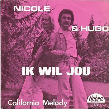 foto van Ik wil jou van Nicole & Hugo