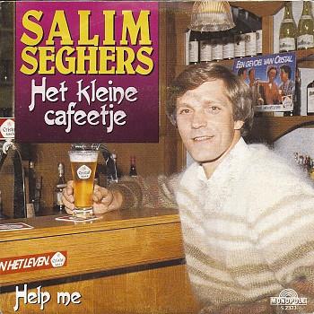 Salim Seghers - Blijf Deze Nacht