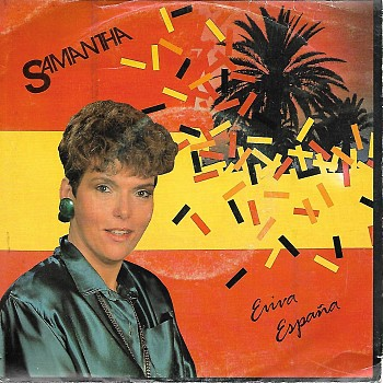 foto van Eviva Espana '89 (Dutch mix) van Samantha