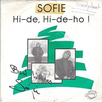 foto van Hi-de, Hi-de-ho! van Sofie