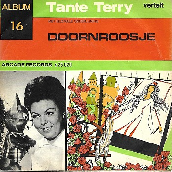 foto van Album 16 Doornroosje (single) van Tante terry