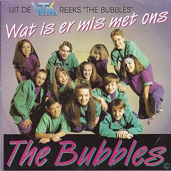 foto van Wat is er mis met ons van The Bubbles