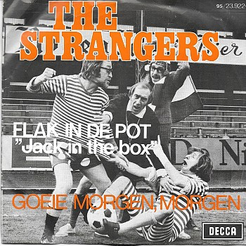 foto van Flak in de pot van The Strangers