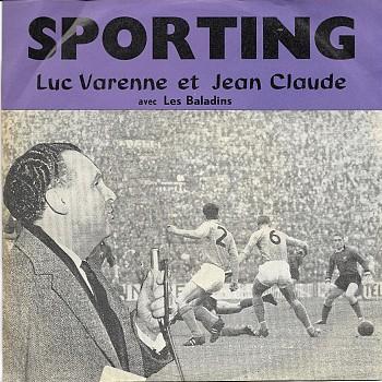 foto van Anderlecht - Sporting Luc Varenne van Voetbal