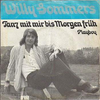 foto van Tanz mit mir bis morgenfrüh van Willy Sommers