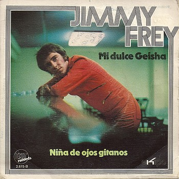 Jimmy Frey - Ogen Kunnen Niet Liegen