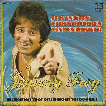 foto van Je kan geen veren plukken van een kikker van Jimmy Frey