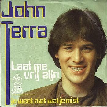 foto van Laat me vrij zijn van John Terra