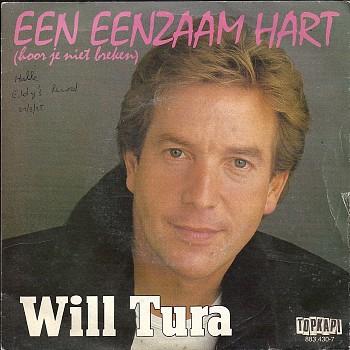 Will Tura - Stapelgek Op Jou / In De Verte