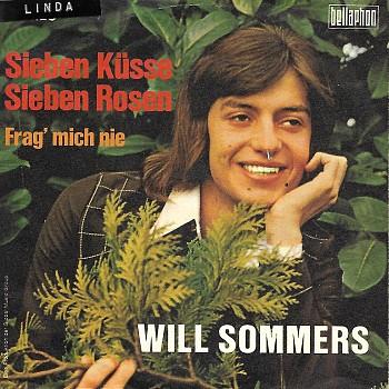 foto van Sieben Küsse, sieben Rosen van Willy Sommers
