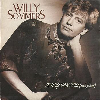 foto van Ik hou van jou zoals je bent van Willy Sommers